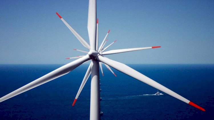 Ørsted inaugurates its first offshore wind farm in Taiwan