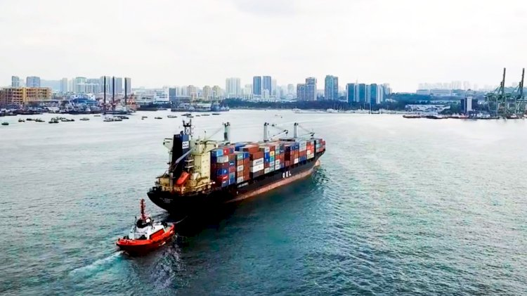 Wärtsilä and PSA Marine join forces to achieve clean energy shipping
