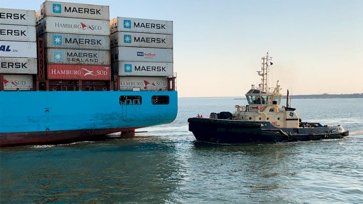 Svitzer starts operations at Suez Canal Container Terminal in Port Said
