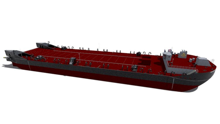 Bollinger awarded contract to construct ocean transport barge