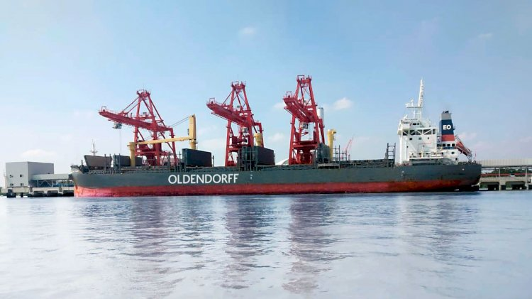 Oldendorff to explore the use of digital design in ships