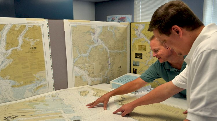 NOAA ceases production of all paper nautical charts