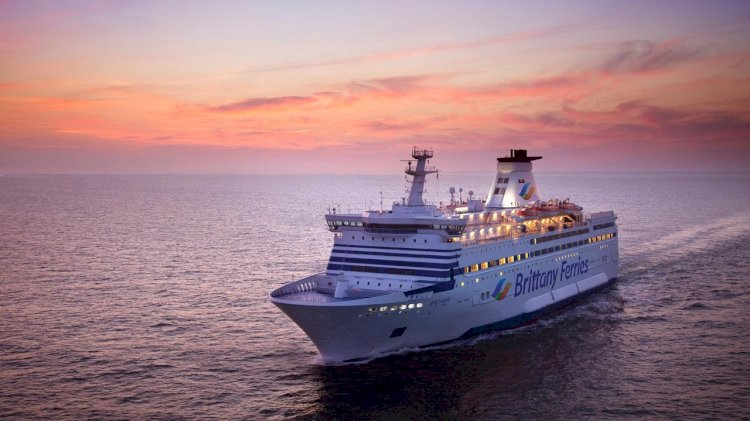 Brittany Ferries takes steps to reduce the use of plastic waste