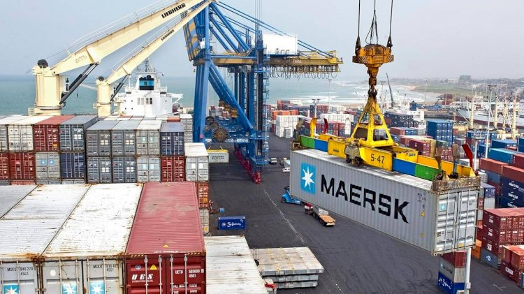 Maersk launches new visibility tool Captain Peter