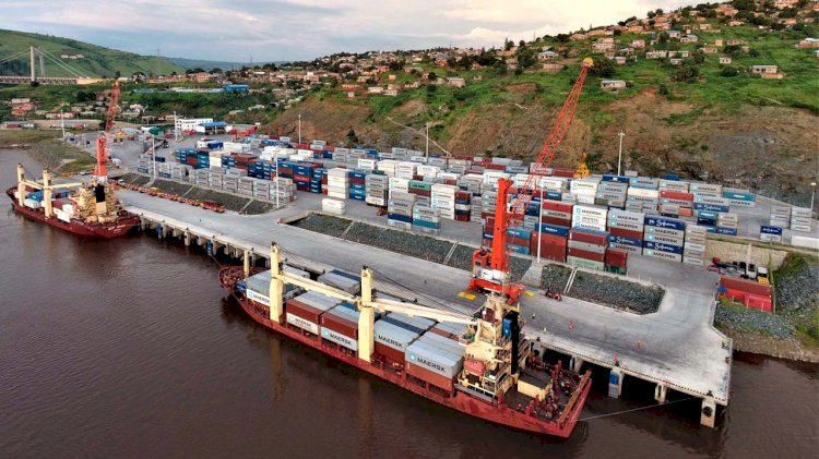 ICTSI initiates the second phase expansion of its Matadi Gateway Terminal