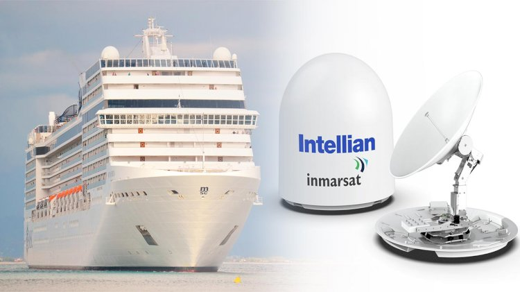 Intellian world's first 1.5-meter Global Xpress terminal