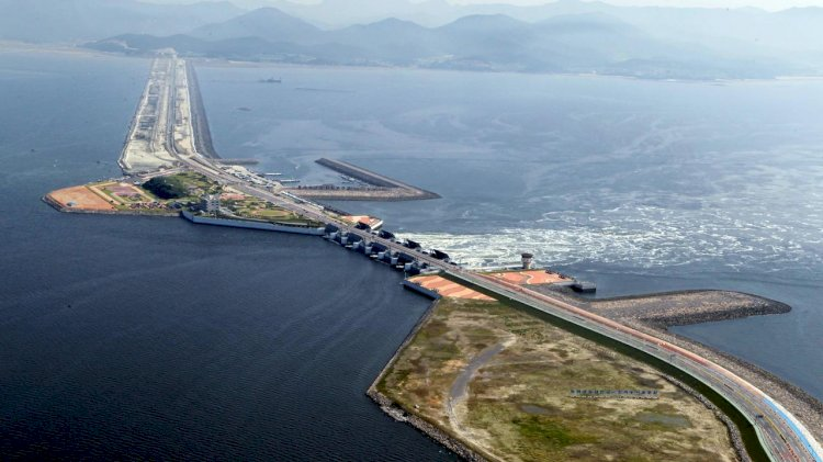 World's largest floating PV plant project is stepping forward in South Korea