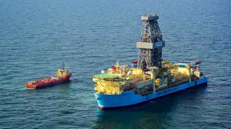 Maersk to collaborate on Seapulse exploration drilling programme