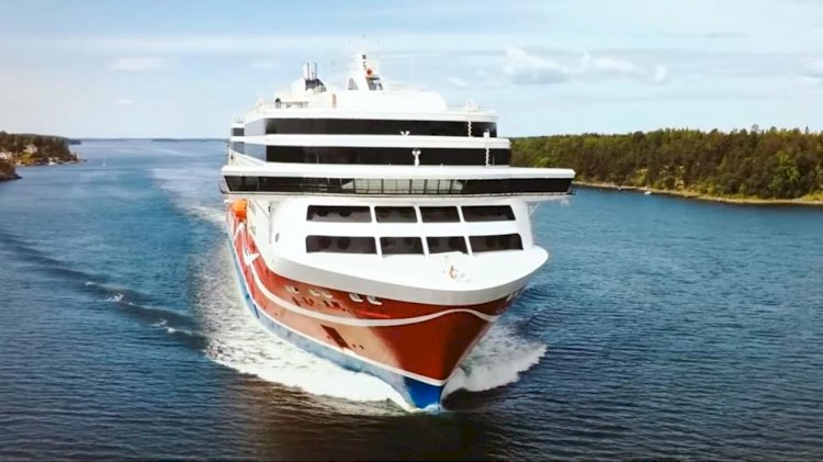Viking Glory will be equipped with Climeon's technological innovations