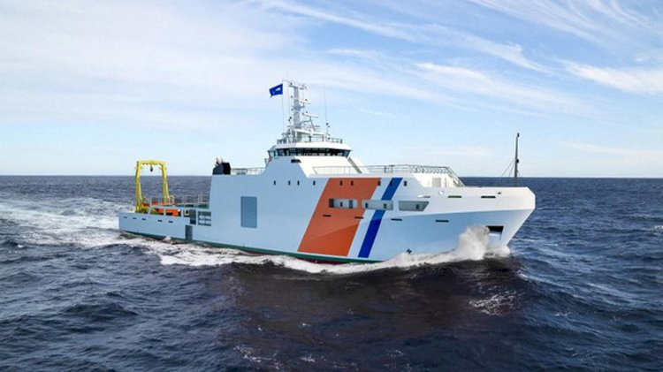 Damen and Cotecmar to build DTC hydrographic research vessel
