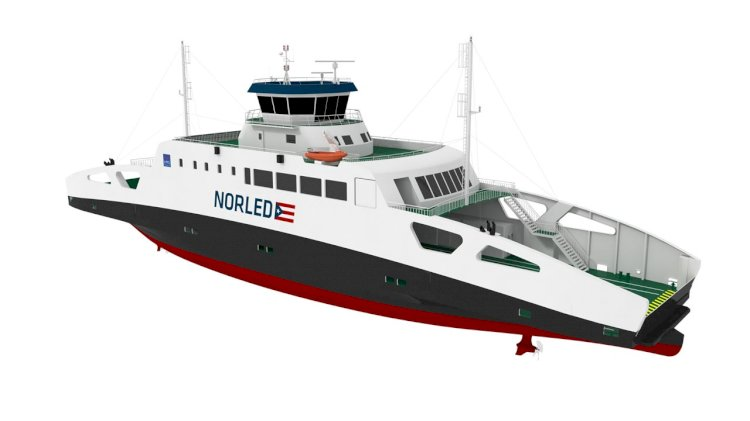 SCHOTTEL to propel world's first hydrogen ferry