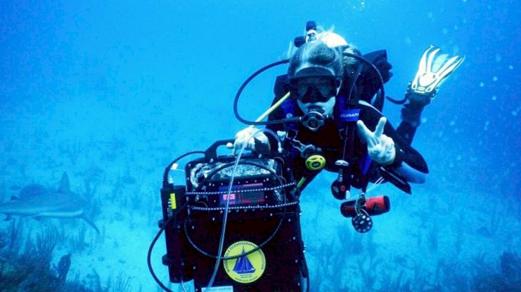 Portable device allows to measure highly reactive superoxide on coral reefs