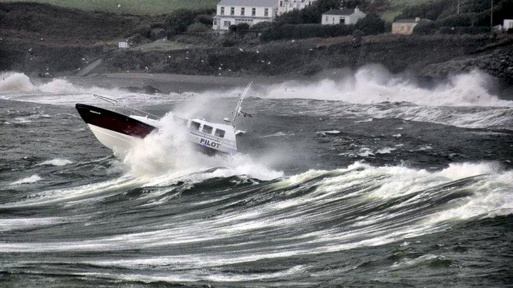 Safehaven Marine delivered an Interceptor 48 pilot boat to Fonnes Batservice