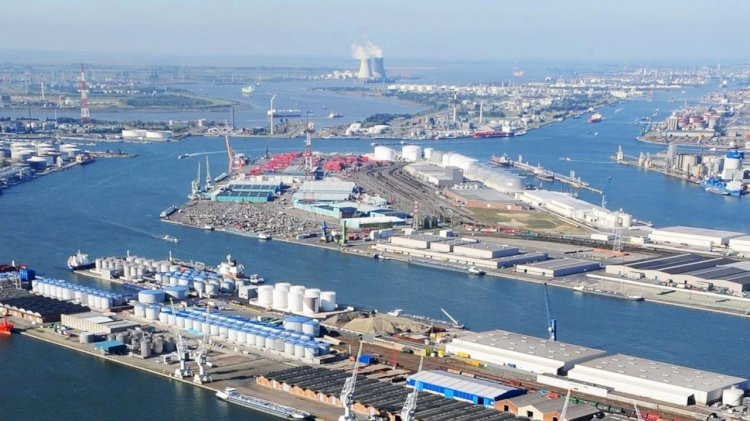 Port of Antwerp aims to further reduce CO2 emissions