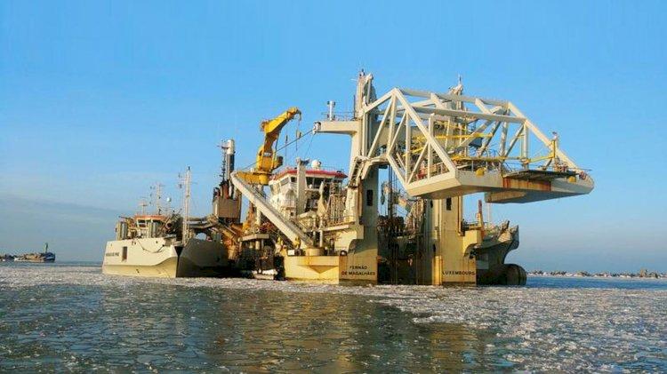 Jan De Nul wraps up Liepaja Port dredging ahead of schedule