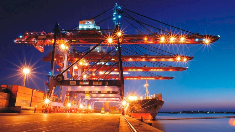 PICT became the first container terminal with ISO certification in Pakistan