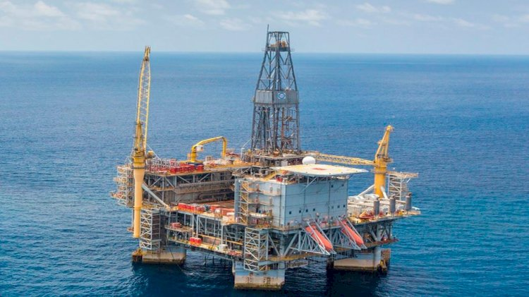 Oil production starts from the Liza field offshore Guyana