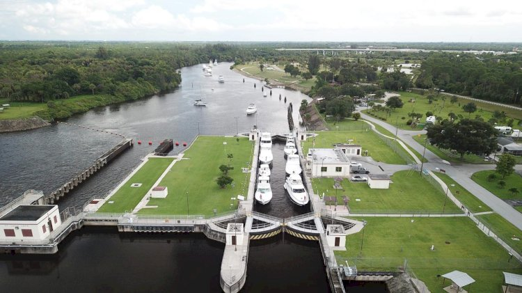 Canaveral Lock at Port Canaveral to close for four months