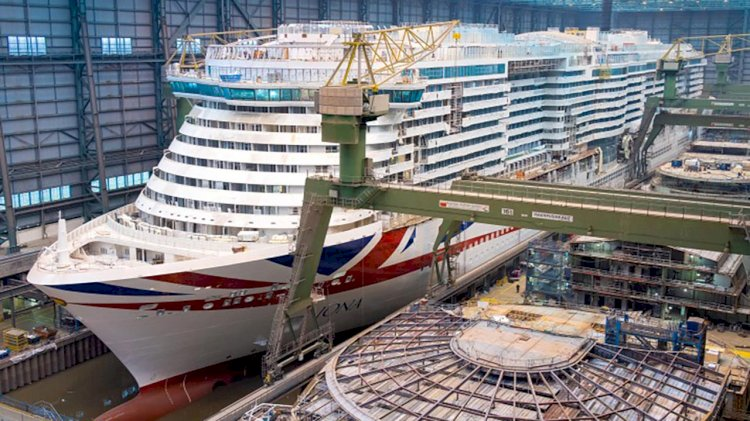 MEYER WERFT to launch three cruise ships in 2020