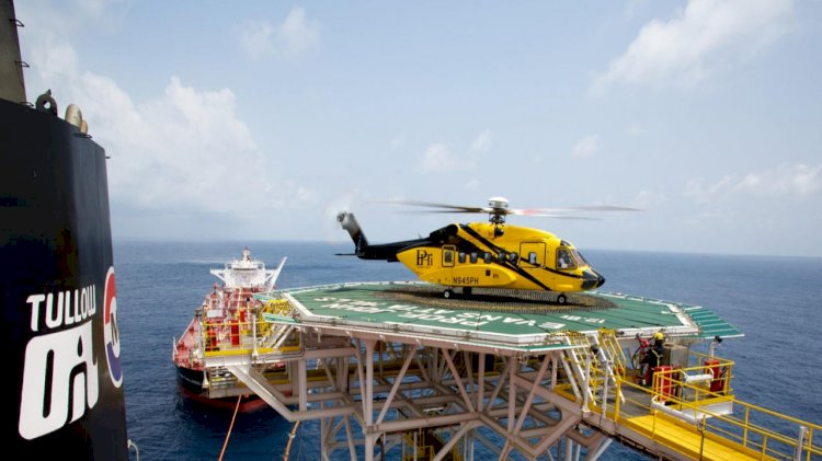 Oil discovery offshore Guyana for Tullow Oil