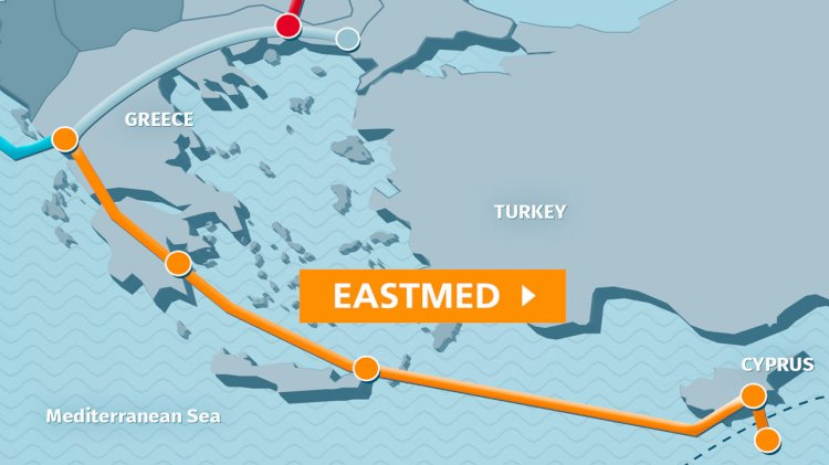 First agreement for commercial use of offshore/onshore EastMed pipeline