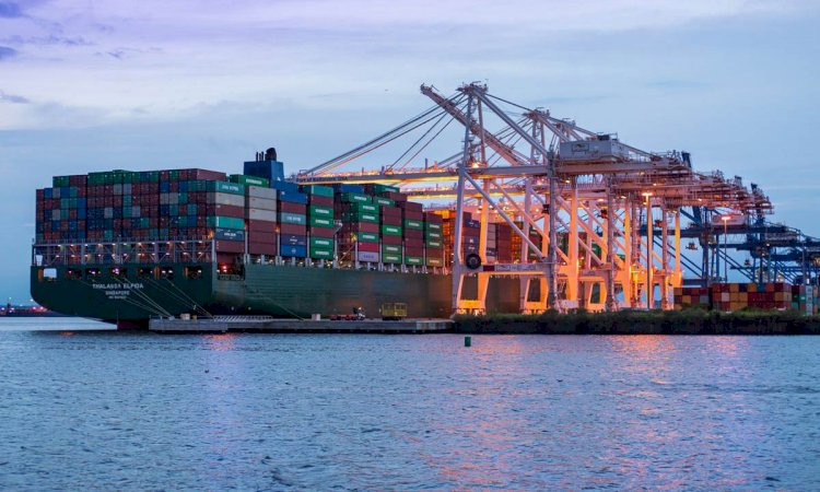 Port of Baltimore  nets $1.8M grant to reduce emissions