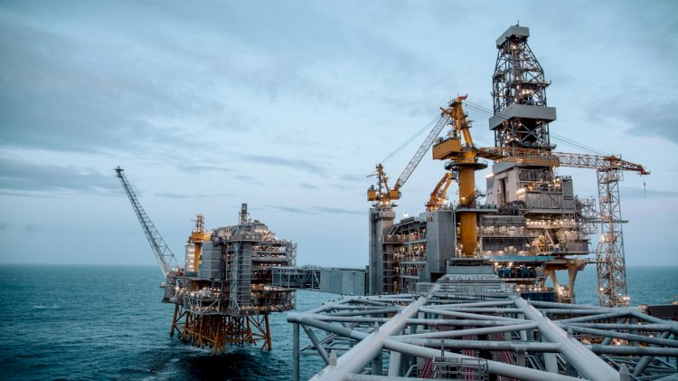 Johan Sverdrup field is officially opened in Norway
