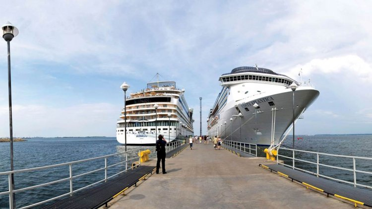 Port of Tallinn new cruise terminal will be built by YIT