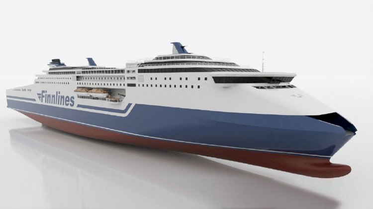 Finnlines ordered two environmentally friendly ro-pax vessels