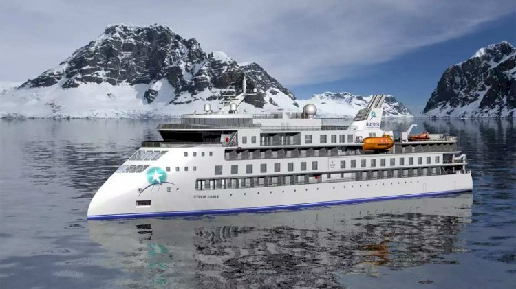 Ulstein designed next X-BOW cruise vessel for Aurora Expeditions