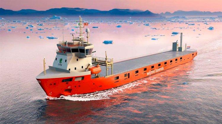 Wärtsilä developed LNG solution for next-generation short-sea cargo vessels