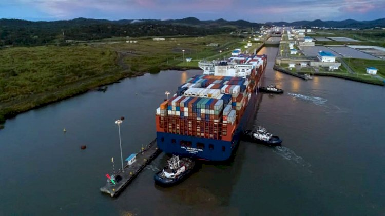 Panama Canal to adopt measures to sustain an operational level of water