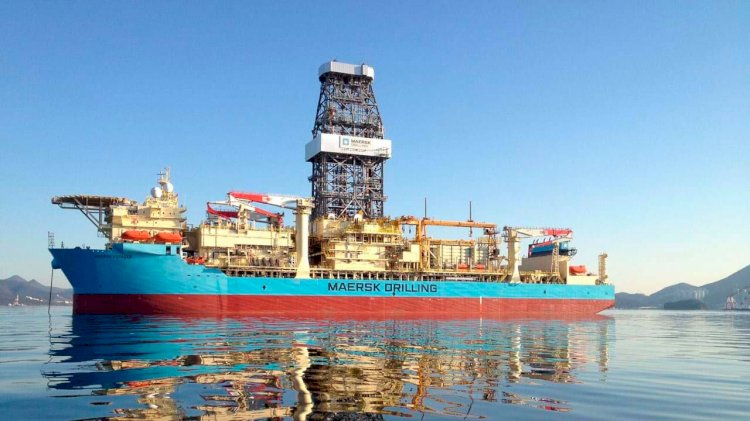Total selected Maersk Drilling to drill at world record water depth