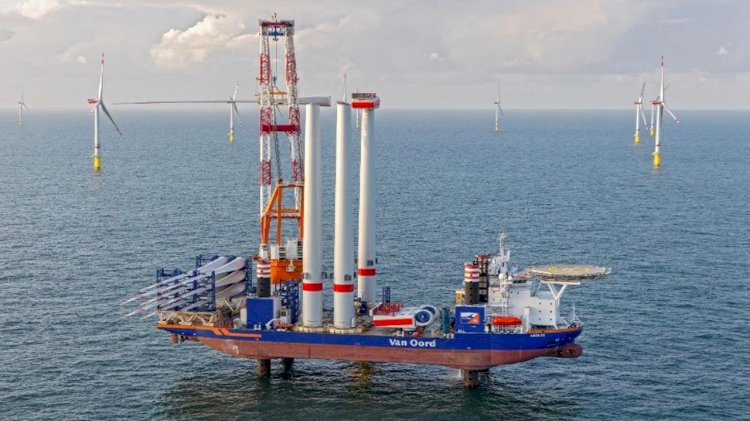 NYK and Van Oord to jointly operate offshore wind installation vessels in Japan