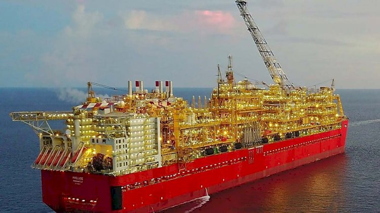 Eni starts production in the angolan offshore