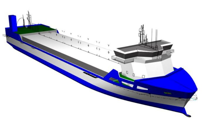 Wärtsilä to supply its equipment for Bore's first LNG fuelled short-sea Ro-Lo vessels