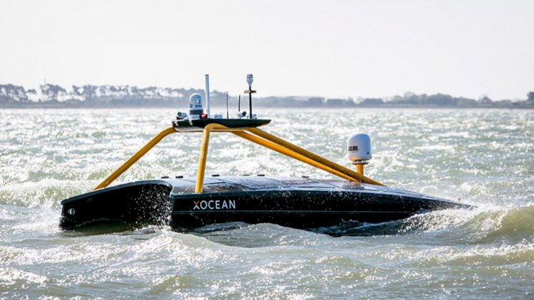 Greater gabbard survey work carried out using cutting edge XOCEAN Technology
