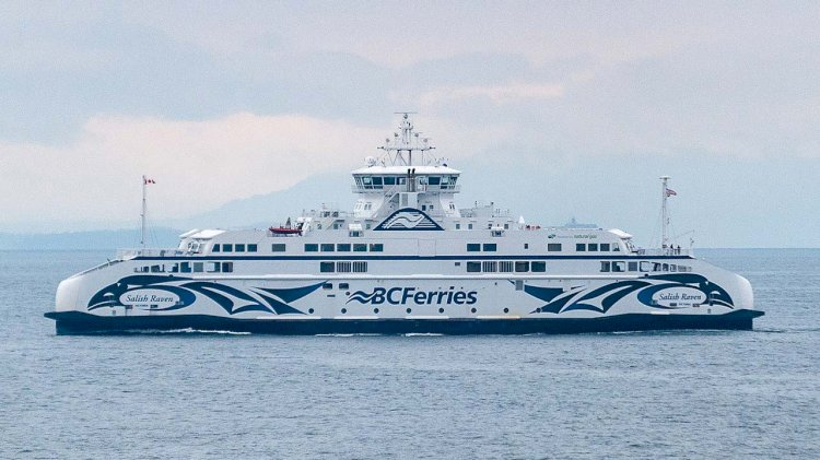 BC Ferries awards contract for additional Salish Class vessels