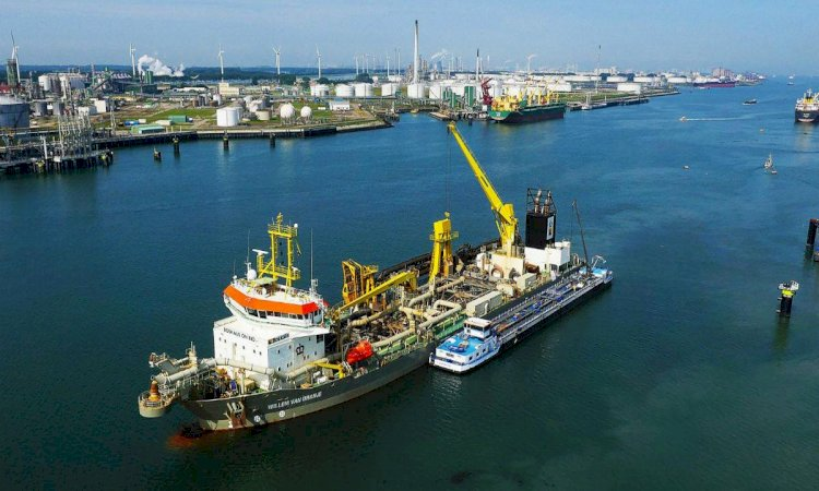 Boskalis and Wetlands International to explore the potential of blue carbon