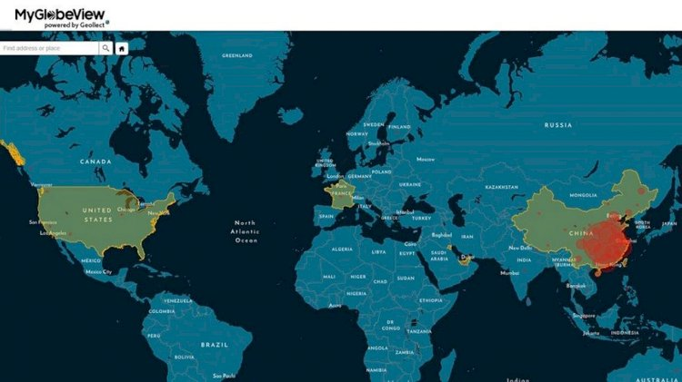 New digital tool helps shipowners to track the spread of the coronavirus outbreak