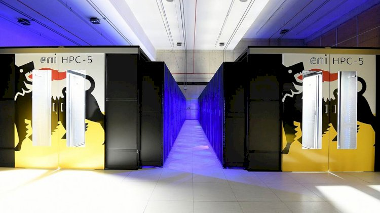 New Eni supercomputer speeding up the energy change