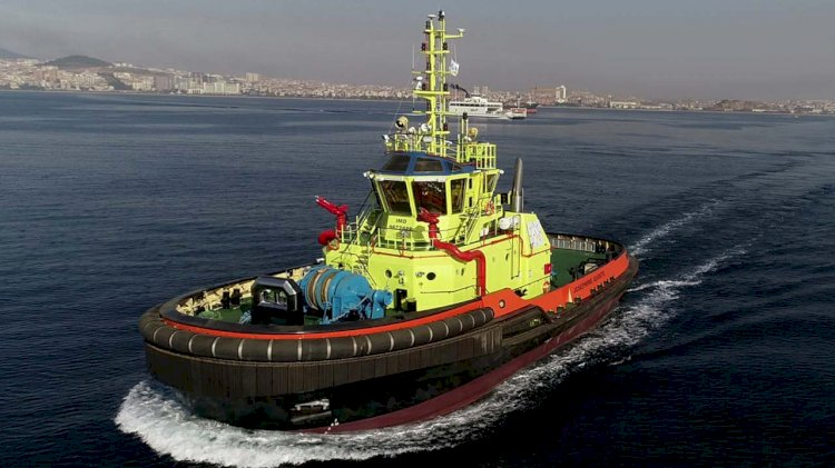 RAL's new tugs for GPHA