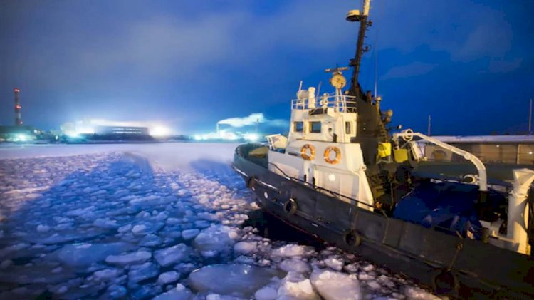 Polar Sea Ice detection using reflected GNSS signals