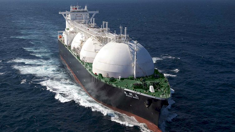 K Line enters time charter with Petronas for newbuilding LNG vessels