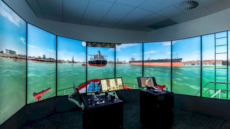 HR Wallingford expanded the Australia ship simulation centre