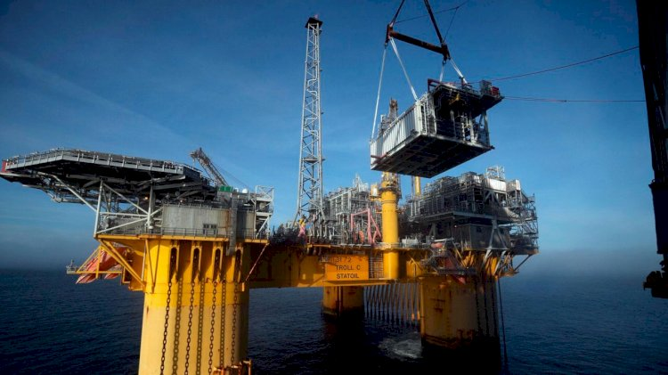 Equinor increases production from the Fram field with a new gas module