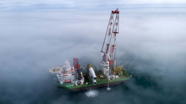 Innovation to deploy subsea drill at Saint-Nazaire offshore wind farm