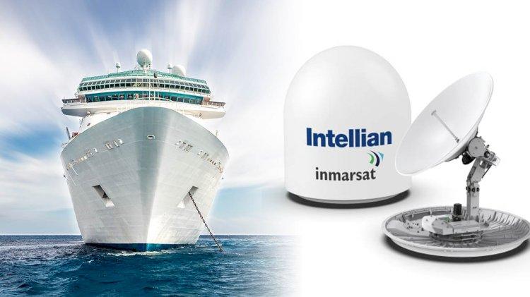 Intellian's next-generation GX100NX antenna approved by Inmarsat