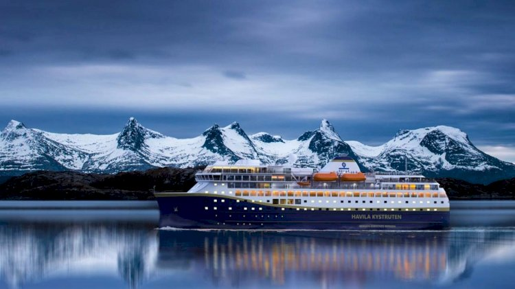 Havila Voyages orders two new coastal route vessels from Tersan