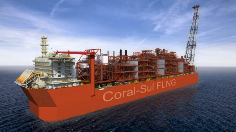 ALP selected for the CORAL SOUTH FLNG project
